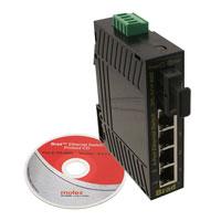 Molex Connector Corporation - 1120360043 - CONN RCPT UM SD 4 PORTS RJ45 1FX