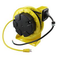 Molex, LLC - 1300910085 - CORD REEL 35' 12-3 NO HAND LAMP