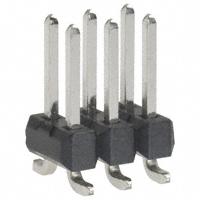 """Molex, LLC - 0015912060 - CONN HEADER 6POS .100"""" VERT TIN"""