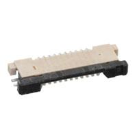 Molex, LLC - 0545481033 - CONN FFC BOTTOM 10POS 0.5MM R/A
