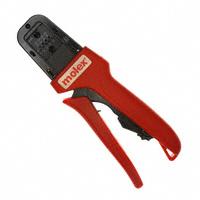 Molex, LLC - 0638118200 - TOOL HAND CRIMPER 22-30AWG SIDE