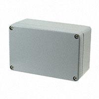 """Molex, LLC - 0936040093 - BOX ALUM GRAY 4.92""""L X 3.15""""W"""