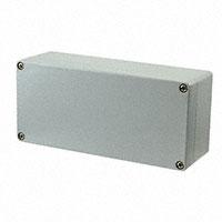 """Molex, LLC - 0936040095 - BOX ALUM GRAY 6.89""""L X 3.15""""W"""