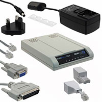 Multi-Tech Systems Inc. - MT9234ZBA-GB/IE - MODEM V.92 DATA/FAX WORLD BUNDLE