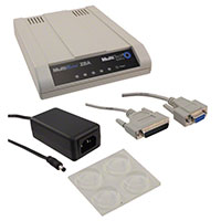 Multi-Tech Systems Inc. - MT9234ZBA-IEC-OBM - MODEM V.92 DATA/FAX WORLD PWRSUP