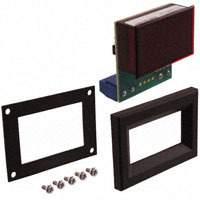Murata Power Solutions Inc. - DCA5-20PC-1-DC4-RL-C - AMMETER 0-1000A LED PANEL MOUNT