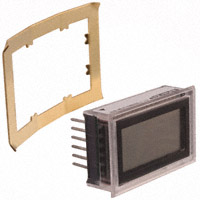 Murata Power Solutions Inc. - DMS-20LCD-1-5-C - VOLTMETER 2VDC LCD PANEL MOUNT