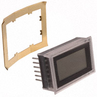 Murata Power Solutions Inc. - DMS-20LCD-2-5-C - VOLTMETER 20VDC LCD PANEL MOUNT