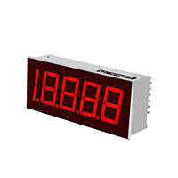 Murata Power Solutions Inc. - DSD-40BCD-RS-C - 4.5 DIGIT, BCD DISPLAY RED