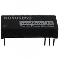 Murata Power Solutions Inc. - NDY0505C - CONV DC/DC 3W 5VIN 5VOUT DIP24