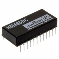 Murata Power Solutions Inc. - NM485DC - DGTL ISO 1KV 4CH GEN PURP 24DIL