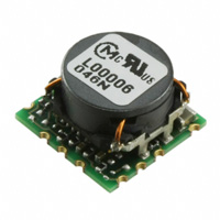 Murata Power Solutions Inc. - OKL-T/6-W5N-C - CONV DC/DC 19.8W 6A 5VIN SMD