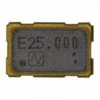 NDK America, Inc. - 2765E-25.000000MHZ - OSC XO 25.000MHZ CMOS SMD