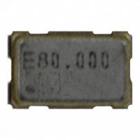NDK America, Inc. - 2765E-80.000000MHZ - OSC XO 80.000MHZ CMOS SMD