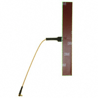 Nearson Inc. - SPCB00790-5-RMM-915L - ANTENNA EMBEDD MICROSTRIP 915MHZ