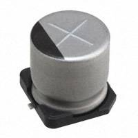 Nichicon - UCW1H221MNL1GS - CAP ALUM 220UF 20% 50V SMD
