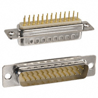 NorComp Inc. - 172-E25-113R001 - CONN D-SUB PLUG 25P PNL MNT SLDR