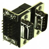 NorComp Inc. - 178-009-413R491 - CONN D-SUB PLUG/RCPT 9POS R/A