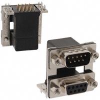NorComp Inc. - 178-009-413R571 - CONN D-SUB PLUG/RCPT 9POS R/A