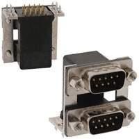 NorComp Inc. - 178-009-613R571 - CONN D-SUB PLUG 9POS R/A SLDR