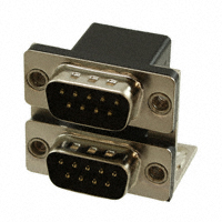 NorComp Inc. - 189-009-613R491 - CONN D-SUB PLUG 9POS R/A SLDR