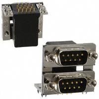 NorComp Inc. - 189-009-613R571 - CONN D-SUB PLUG 9POS R/A SLDR