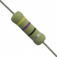 Ohmite - OX470KE - RES 47 OHM 1W 10% AXIAL