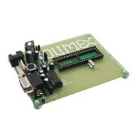 Olimex LTD - PIC-P40-20MHZ - MICROCHIP 40 PIN PIC PROTO BOARD