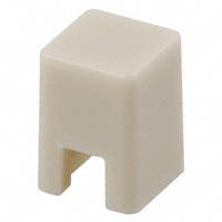Omron Electronics Inc-EMC Div - B32-1000 - CAP TACTILE SQUARE IVORY