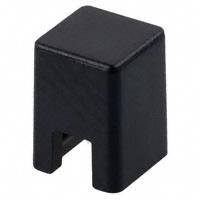 Omron Electronics Inc-EMC Div - B32-1010 - CAP TACTILE SQUARE BLACK