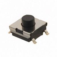Omron Electronics Inc-EMC Div - B3FS-1010P - SWITCH TACTILE SPST-NO 0.05A 24V