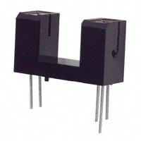 Omron Electronics Inc-EMC Div - EE-SX3070 - OPTO SENSOR WIDE SLOT 8MM DRK ON