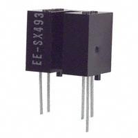 Omron Electronics Inc-EMC Div - EE-SX493 - OPTO SENSOR SLOT TYPE 2MM