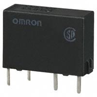 Omron Electronics Inc-EMC Div - G6D-1A-ASI DC24 - RELAY GEN PURPOSE SPST 5A 24V