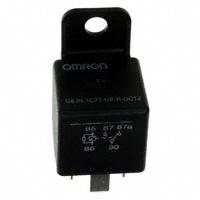 Omron Electronics Inc-EMC Div - G8JN-1C7T-MF-R-DC12 - RELAY AUTOMOTIVE SPDT 35A 12V
