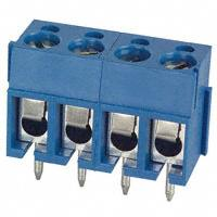 On Shore Technology Inc. - ED100/4DS - TERMINAL BLOCK 5MM VERT 4POS