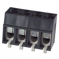On Shore Technology Inc. - ED104/4DS - TERMINAL BLOCK 5MM VERT 4POS