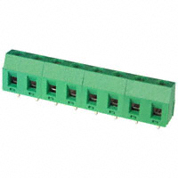 On Shore Technology Inc. - ED365/8 - TERMINAL BLOCK 7.50MM 8POS PCB