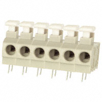 On Shore Technology Inc. - ED4101/6-KD - TERMINAL BLOCK 5MM 6POS PCB