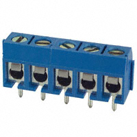On Shore Technology Inc. - ED500/5DS - TERMINAL BLOCK 5MM 5POS PCB
