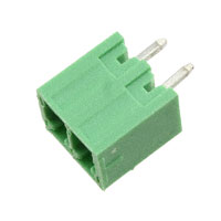 On Shore Technology Inc. - OSTOQ023250 - TERM BLOCK HDR 2POS VERT 3.81MM