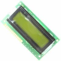 Kyocera International, Inc. - DMC-16202NY-LY-AZE-BJN - LCD MODULE 16X2 HI CONT STD LED
