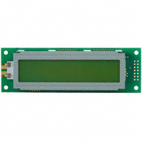 Kyocera International, Inc. - DMC-20261NYJ-LY-CDE-CKN - LCD MODULE CHAR 20X2 STN