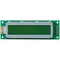 Kyocera International, Inc. - DMC-20261NY-LY-CCE-CMN - LCD MODULE 20X2 HI CONT LED