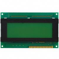 Kyocera International, Inc. - DMC-20481NY-LY-AZE-BJN - LCD SUPERTWIST 20X4/ LED BACKLT