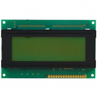 Kyocera International, Inc. - DMC-20481NY-LY-BAE-BKN - LCD 20X4 SUPERTWIST HI CONT/BKLT