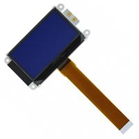 Kyocera International, Inc. - F-51553GNBJ-LW-AGN - LCD GRAPH MOD 128X64 COG WHT LED