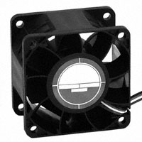 Orion Fans - OD6038-12HHBXC01A - FAN AXIAL 60X38MM 12VDC WIRE