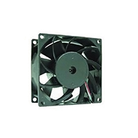 Orion Fans - OD8038-12HBXE10A - FAN AXIAL 80X38MM 12VDC WIRE
