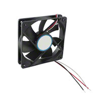 Orion Fans - OD1225-12HB01A - FAN AXIAL 120X25MM 12VDC WIRE
